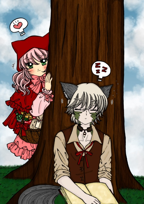 red-riding-faye-and-wolf-rukhe-smol